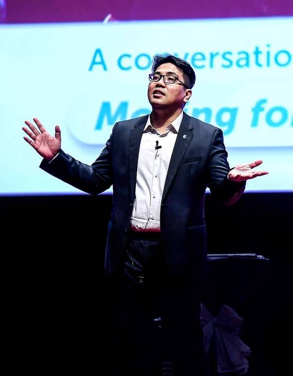 Petronas CEO Tengku Muhammad Taufik/Credit: Petronas