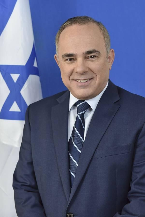 Israel's energy minister, Yuval Steinitz - Image by Shlomi Amsalem/Wikimedia - Under CC BY-SA 4.0 license