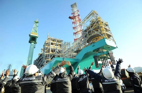 File image Petronas