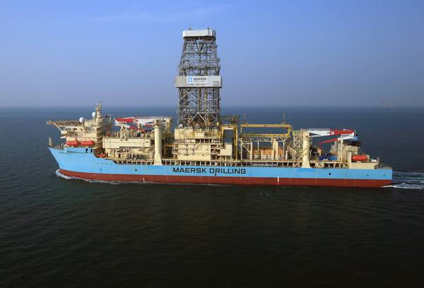 Maersk Viking / Credit: Maersk Drilling