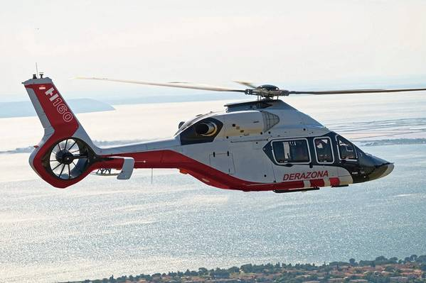 H160 Derazona rendering © Copyright Airbus Helicopters