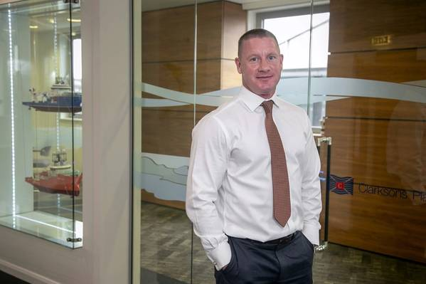 Jonathan Lints is Divisional Director Subsea with Clarksons Platou (Offshore)