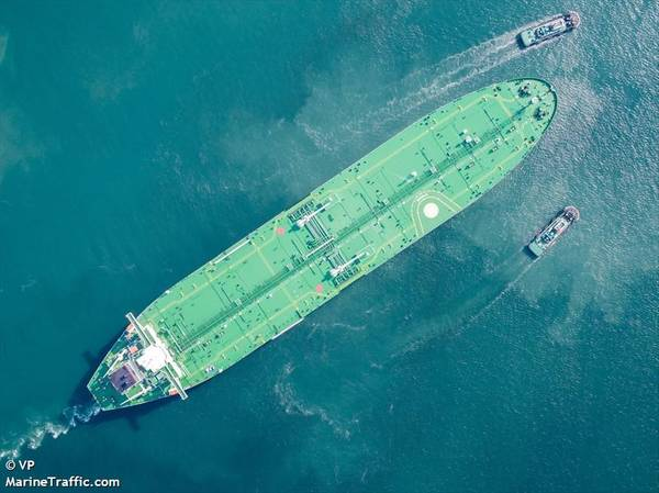 One of OSC tankers - Credit: VP/MarineTraffic.com