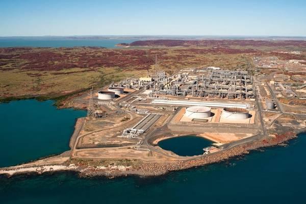 Karratha gas plant - File Photo: Woodside