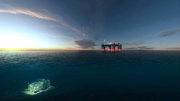 Using world-leading subsea compression technology, Jansz-Io Compression is positioned to maintain long-term natural gas supply to Gorgon. The Chevron-operated Gorgon Project is a joint venture between the Australian subsidiaries of Chevron (47.333 percent), ExxonMobil (25 percent), Shell (25 percent), Osaka Gas (1.25 percent), Tokyo Gas (1 percent) and JERA (0.417 percent). Credit: ABB
