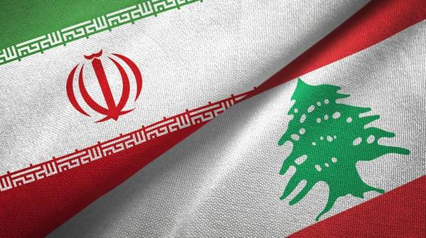 Iran/Lebanon Flags - Credit: Oleksii/AdobeStock
