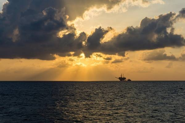 Illustration only - An offshore field in Malaysia - Credit: wanfahmy/AdobeStock