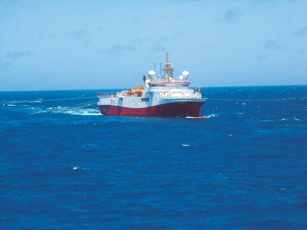SW Duchess - Credit: Shearwater GeoServices