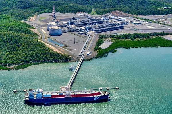 An LNG tanker in Australia - Credit: 4680.photos/AdobeStock