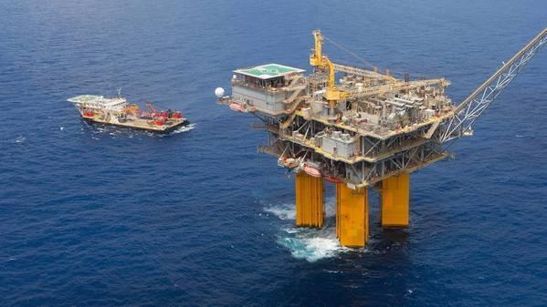 Shenzi platform in Gulf of Mexico - File Image: BHP