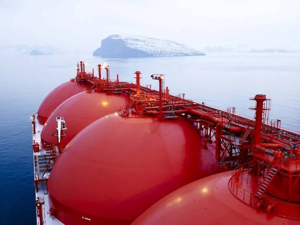 File Image: A typical LNG Carrier (CREDIT: GAC)