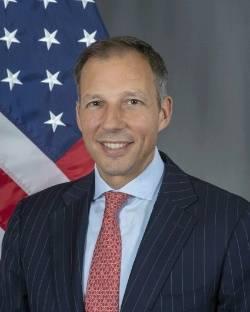 Frank Fannon, Assistant Secretary, Bureau of Energy Resources (Photo: U.S. Department of State)