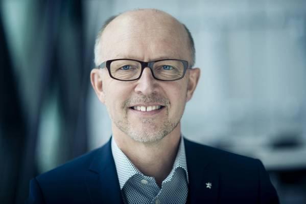 Tim Dodson (Photo: Ole Jørgen Bratland / Equinor)