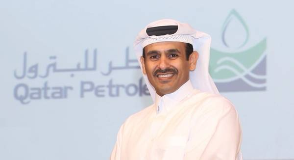 Saad Sherida Al-Kaabi. Photo: Qatar Petroleum