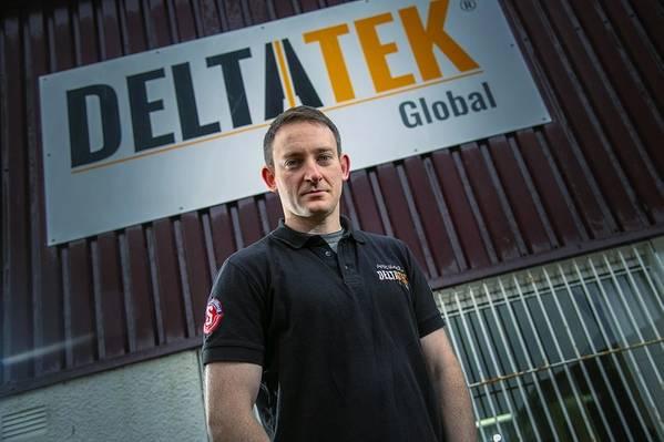 Chris Johnstone (Photo: DeltaTek)