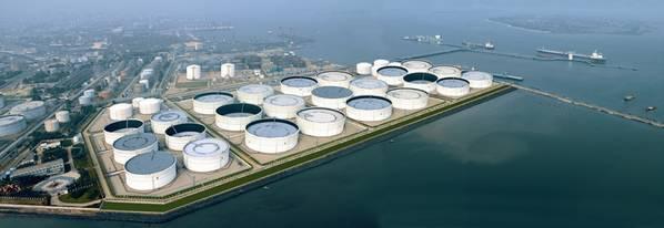 Photo courtesy of PetroChina