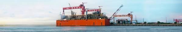 Image: Wison Offshore & Marine