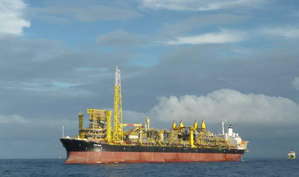 Frade FPSO (Photo: SBM Offshore)