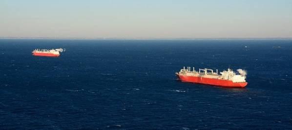 Pic: Excelerate Energy L.P.