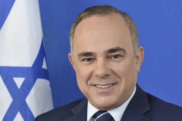 Israeli Energy Minister Yuval Steinitz (Photo: Wikimedia)
