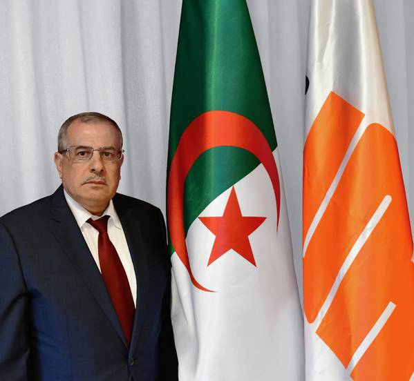 Rachid Hachichi (Photo: Sonatrach)