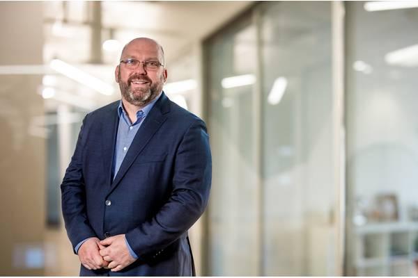 Andrew McDowell, Operations Director at Aquaterra Energy - Credit: Aquaterra Energy