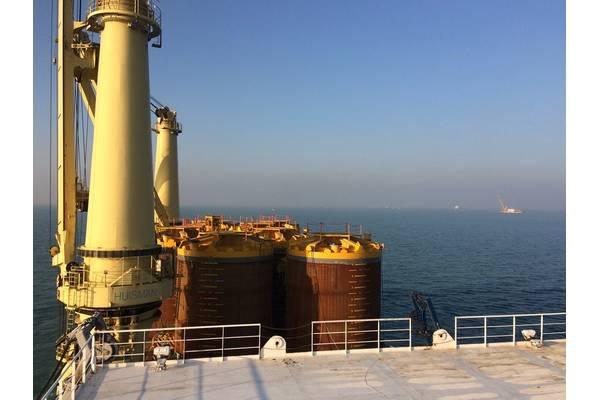 Photo: Jumbo Maritime