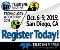 Teledyne Marine Technology Workshop